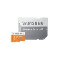 Samsung Evo 16 GB Class 10 microSDHC mit Adapter um nur 5 Euro