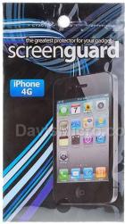 iPhone 4 Schutzfolie (Vorderseite & Rückseite) + Putztuch inkl. kostenlosem Versand um 0,01€ @ahappydeal.com