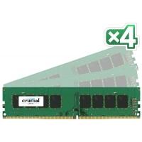 Crucial CT4K4G4DFS8213 Arbeitsspeicher 16GB DDR4-DIMM Kit inkl. Versand zum Bestpreis von 56,89 € bei Amazon