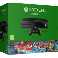 Xbox One 500GB inkl. The LEGO Movie Videogame um nur 269 Euro