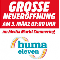 Media Markt Simmering – großer Räumungsverkauf & Neueröffung