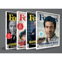 Forbes Austria Jahresabo (12 Ausgaben) inkl. Versand um 29 € statt 60 €