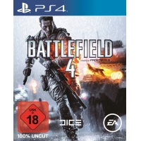 Battlefield 4 für die PS4 um 12,58 € (+ 3,60 € Versand)