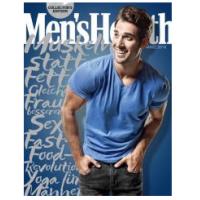 9 Zeitschriften Abos zum Top-Preis – zB 1 Jahr Men's Health + 45 € Amazon Gutschein um nur 61,20 € – nur 1,35 € statt 5,10 € pro Heft