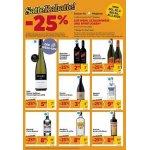 Billa: 25 % Rabatt auf Wein, Schaumwein und Spirituosen bis 10.11.