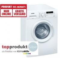 Siemens WM14B222 Waschmaschine (A+++) inkl. Versand um 333 €