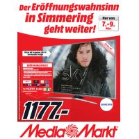 Media Markt Simmering Eröffnungsangebote – Teil 2 vom 07. – 09.03.2016