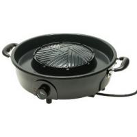 TomYang BBQ und Hot Pot Elektro Kochgrill um 119 € statt 152 €