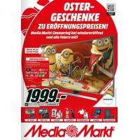 Media Markt Ostergeschenke zu Eröffnungspreisen bis 19. März 2016!