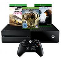 Xbox One 500GB Konsole + 3 Games um 319 € statt 433 €