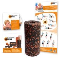 Blackroll Orange Selbstmassagerolle inkl. Übungs-DVD und Übungs-Poster inkl. Versand zum Bestpreis von 22,99 € bei Amazon