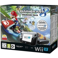 Nintendo Wii U Premium Pack 32GB + Mario Kart 8 (B-Ware) ab 216,56€