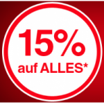 Quelle.at Black Friday Angebot – 15% Rabatt auf fast ALLES