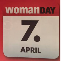 Woman Day am 7. April 2016 – Save the Date!