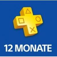 12 Monate Playstation Plus Mitgliedschaft um 37,49 € statt 49,99 €