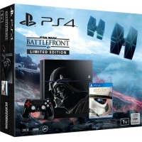 PlayStation 4 – 1TB Star Wars: Battlefront Bundle um nur 394,80 €