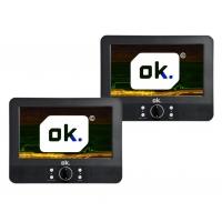 Saturn Tagesdeals – zB ok. Tragbarer Dual DVD Player um 69€ statt 105€