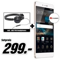 Huawei P8 Gift Set Smartphone + Kopfhörer um nur 299 € inkl. Versand