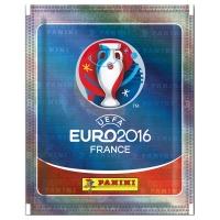 Panini Euro 2016 Sticker – 100 Tüten zu je 5 Sticker inkl. Versand um 54,90 € bei Amazon + Gratis Stickeralbum bei Hofer ab morgen