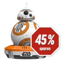 Notebooksbilliger.de Wochendeals – zB. BB-8 Droide um 88 € statt 135 €