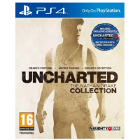 Uncharted – The Nathan Drake Collection PS4 um 15 € statt 35 €