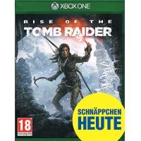 Gameware Schnäppchen Heute – zB Rise of the Tomb Raider um 24,90 €