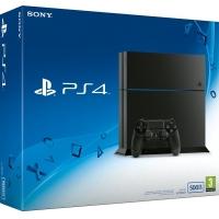 PlayStation 4 – Konsole 500 GB in schwarz um 275 € statt 333,34 €