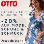 20% Rabatt auf Mode, Schuhe & Wohnen bei OTTO – bis 4. Oktober