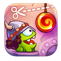 Cut the Rope: Time Travel (inkl. HD) für iPhone & iPad kostenlos