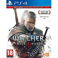 The Witcher 3: Wild Hunt für Playstation 4 um 29,99 € (+3,99 € Versand)