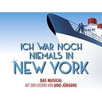 """Raimund Theater: 50 % Rabatt auf """"Ich war noch niemals in New York"""""""