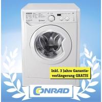 Indesit EWD 61482 Waschmaschine (EEK A++) inkl. Versand + 3 Jahre Garantieverlängerung GRATIS um 222 € im Conrad Onlineshop