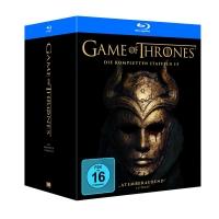 Game of Thrones Staffel 1-5 Limited Edition Blu-ray um nur 89,97 €