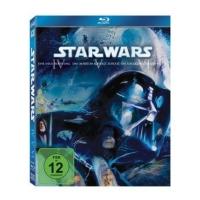 Media Markt 8 bis 8 Nacht – Star Wars Trilogie Blu-ray Box um je 27 €