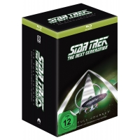 Star Trek: The Next Generation Complete Boxset (Blu-ray) um 99,97 €