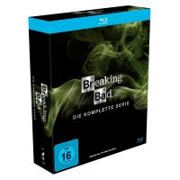 Breaking Bad – Die komplette Serie (Blu-Ray) inkl. Versand um 35 €