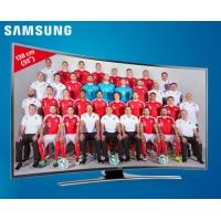 Samsung UE55JU6560 55″ Ultra HD Curved LED-TV um 899 € bei Hofer