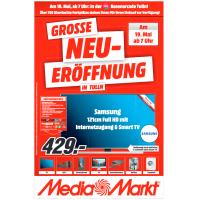 Media Markt Tulln Eröffnung (Rosenarcade) – Prospekt vom 25.-28.5.