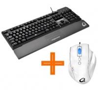 QPAD Gaming Bundle (Mouse + Tastatur) um nur 85,99 € inkl. Versand