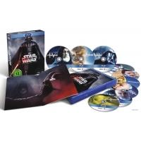 Star Wars: The Complete Saga [Episode 1-6 & Bonusmaterial] um 49 €