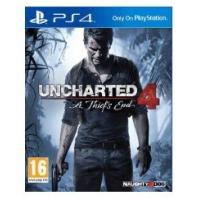 Uncharted 4 für Playstation 4 inkl. Versand um 49,99 € – nur heute!