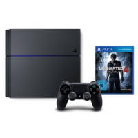 PS4 1TB (neues Modell) + Uncharted 4 inkl. Versand um 339 €