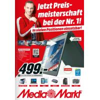Neues Media Markt Prospekt bis 21.5.2016 – Preismeisterschaft
