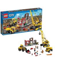 Lego City 60076 – Abriss Baustelle inkl. Versand um 40,32 € statt 57,89 €