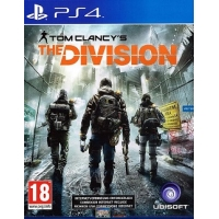 Tom Clancys – The Division für Playstation 4 inkl. Versand um 39,90 €