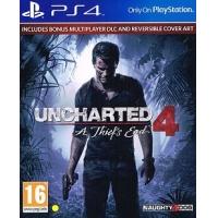 Uncharted 4: A Thief's End D1 Edition + 2 DLCs(EU) um 49,90 €