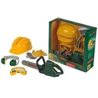 Bosch Kinderwerkzeugset (Kettensäge und Zubehör) um 20,45 €