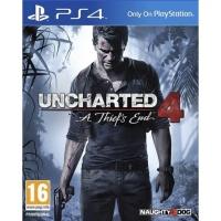 Uncharted 4: A Thief's End (Englische Version) um 44,90 € – nur heute