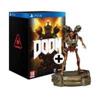 Doom – Collector's Edition (PS4 / Xbox / PC) um je 60 € inkl. Versand