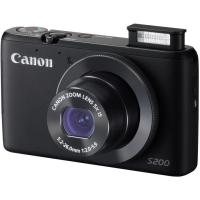 Media Markt 8 bis 8 Nacht – Canon PowerShot S200 um nur 133 €